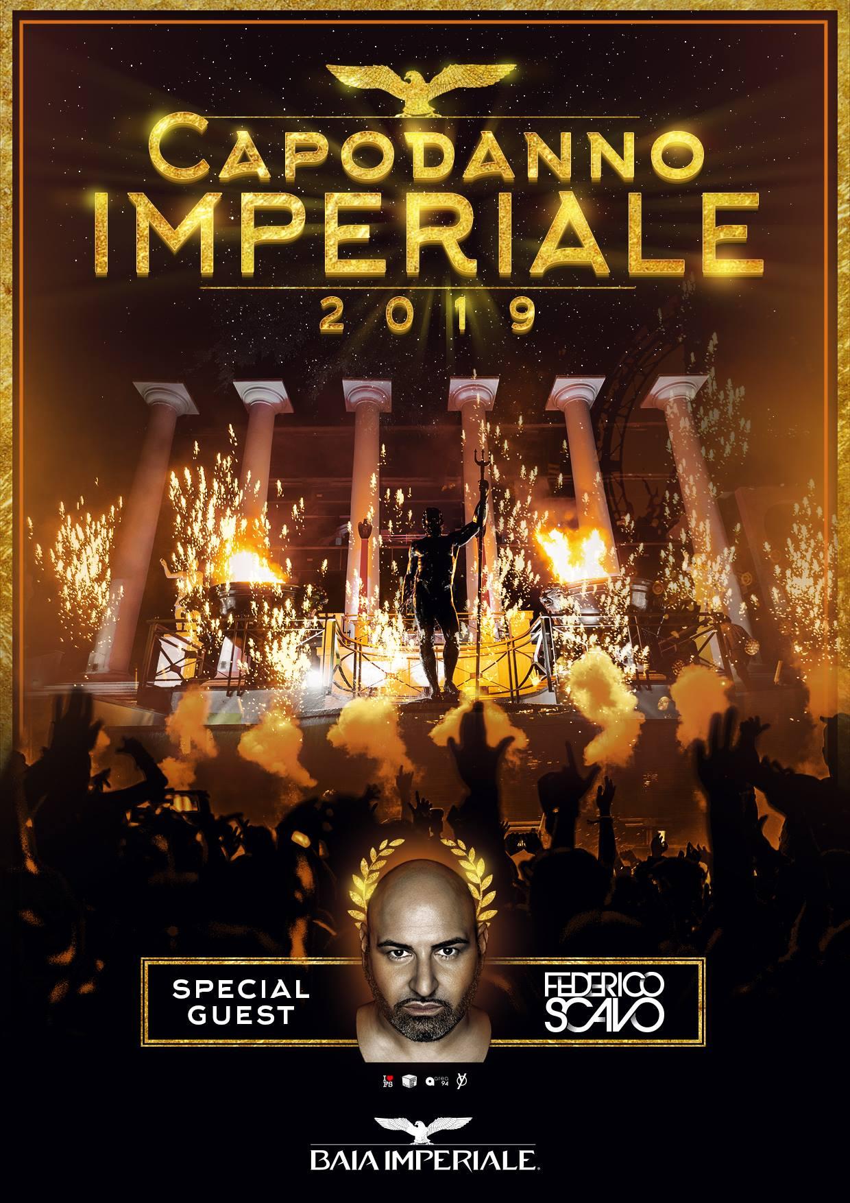 Capodanno 2019 Baia Imperiale