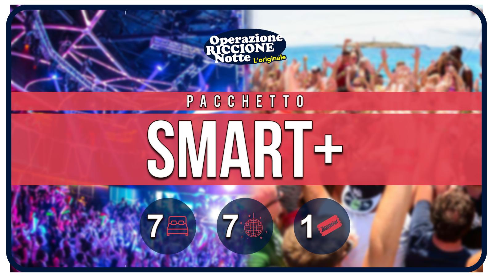 Pacchetto Settimanale Smart+